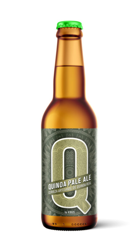 cervesa con quinoa, light